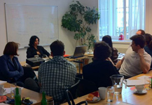 Workshop for Young Professionals Leadership program in Vienna, Austria