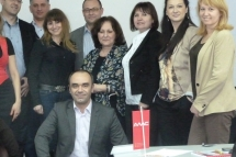 Credit Agricole Serbia - Motivating Employees - March 2014
