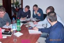Sky Corporation - Mentorski menadžerski trening - 2016.
